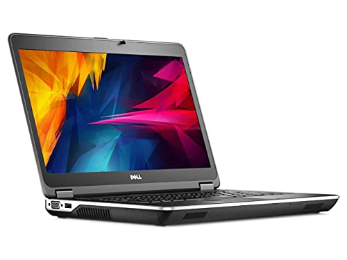 (Renewed) Dell Intel Core i5-4th Gen 14 Inch(35.56 cms) 1366x768 HD Laptop (16GB RAM /1TB SSD/Windows 10 Pro/MS Office/Intel Integrated HD Graphics 4600 /2.1Kg,Silver) Latitude E6440