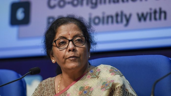 FM Sitharaman says technical glitches in I-T portal to be