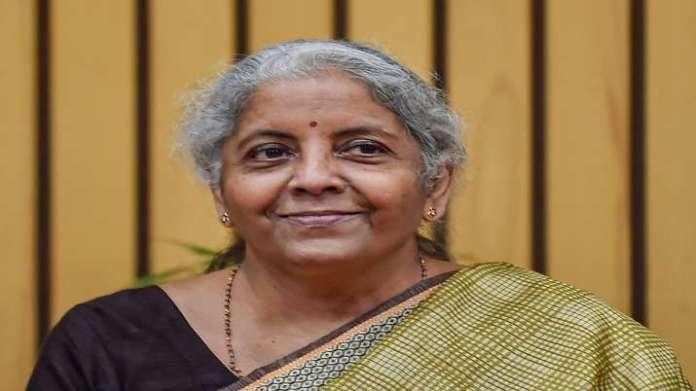 Finance Minister Nirmala Sitharaman, fm sitharaman, foundation, Income Tax office Building, Bengalur