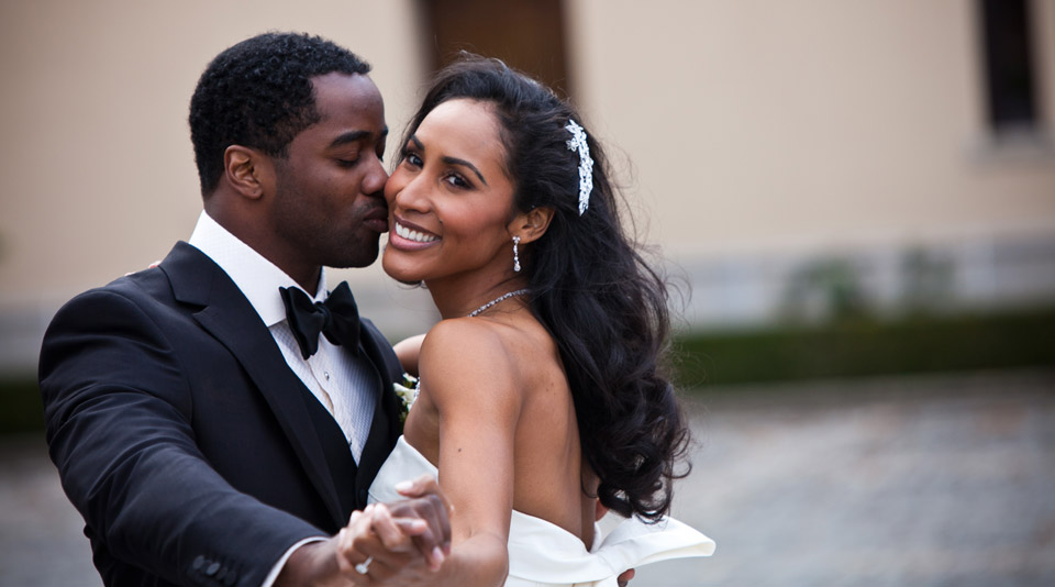 Black married couples having sex