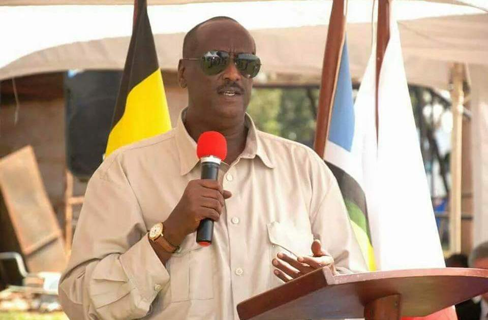 Gen Saleh Spills Secrets Of First Ceramic Tiles Made In Uganda
