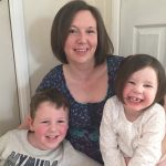 mumpreneur inspiration founder and her family