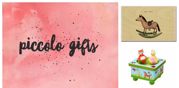 Piccolo gifts