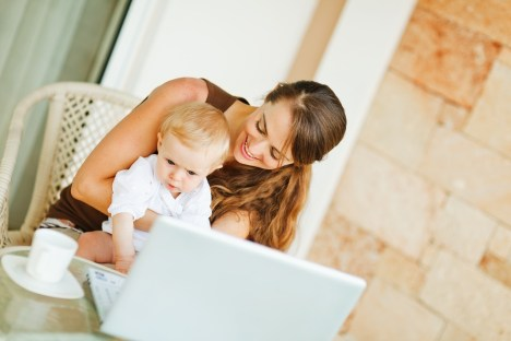 become a Mumpreneur with a direct sales business