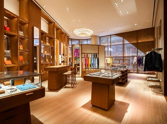 Hermès opens its first store in Phuket at Central Floresta