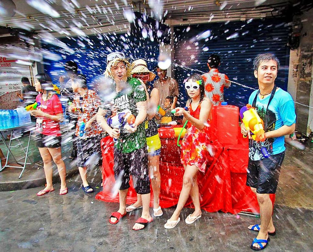 TAT expects 2.3 million tourists for this year's Songkran