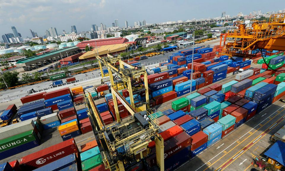 Thai businesses feeling pinch from china-US trade wars
