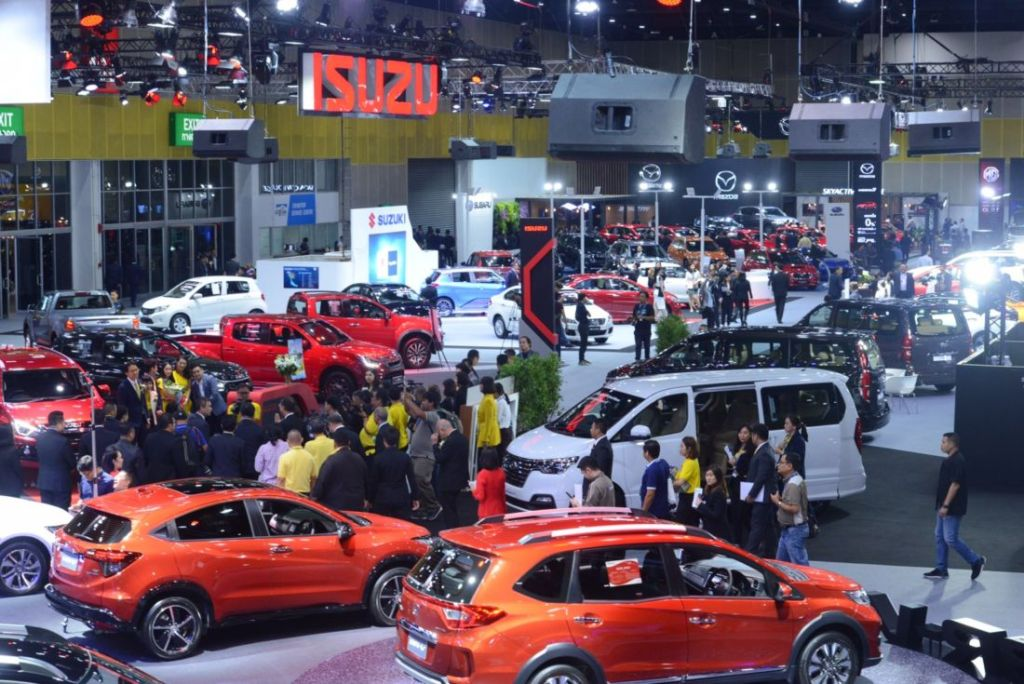 Thailand's auto manufacturing expects to reach 2.2 million