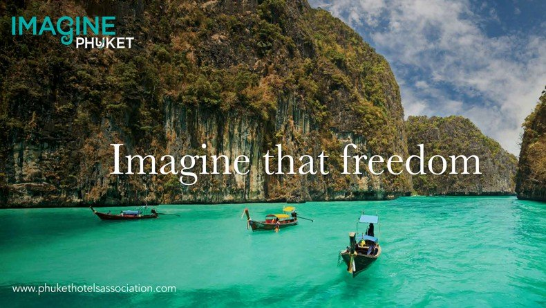Phuket Hotels Association looks to reboot island tourism with 'Imagine Phuket' campaign