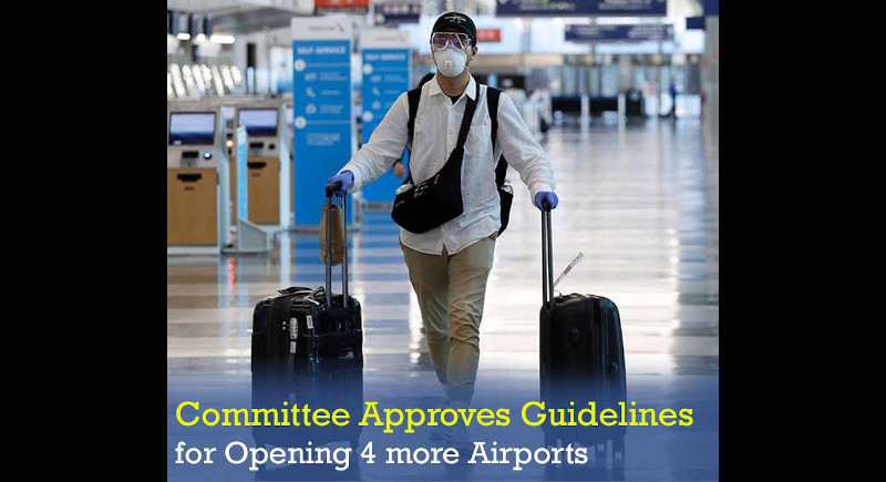 Four airports to open for medical tourists
