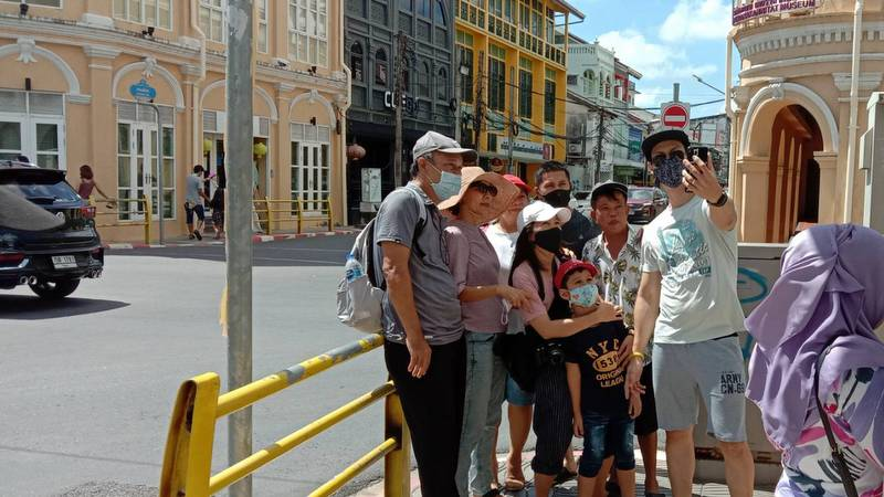 Long weekend generates B300mn for Phuket, says TAT