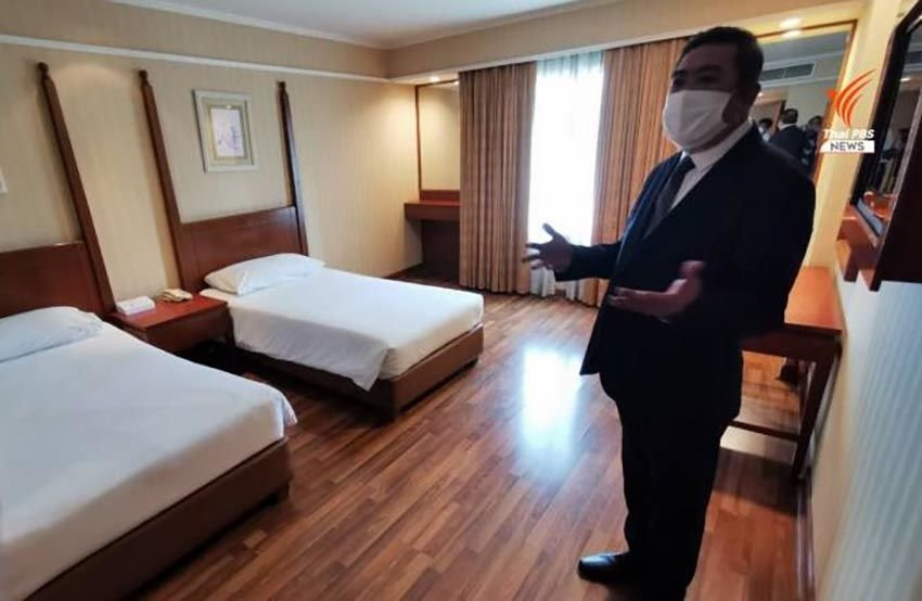 Hotels reluctant to apply for ASQ status due to government's cap on tourist arrivals