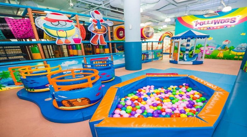 indoor playground open