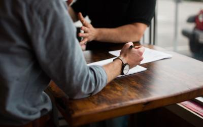 Recruiting new staff? Start with a plan