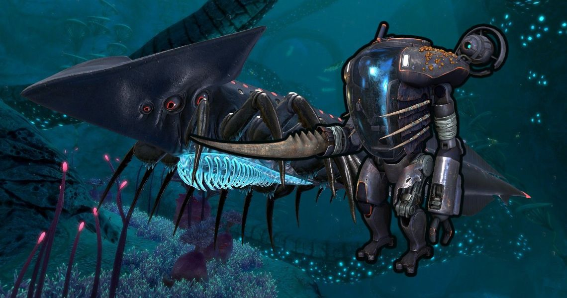 Subnautica Below Zero How To Kill Leviathans Business Guide Africa