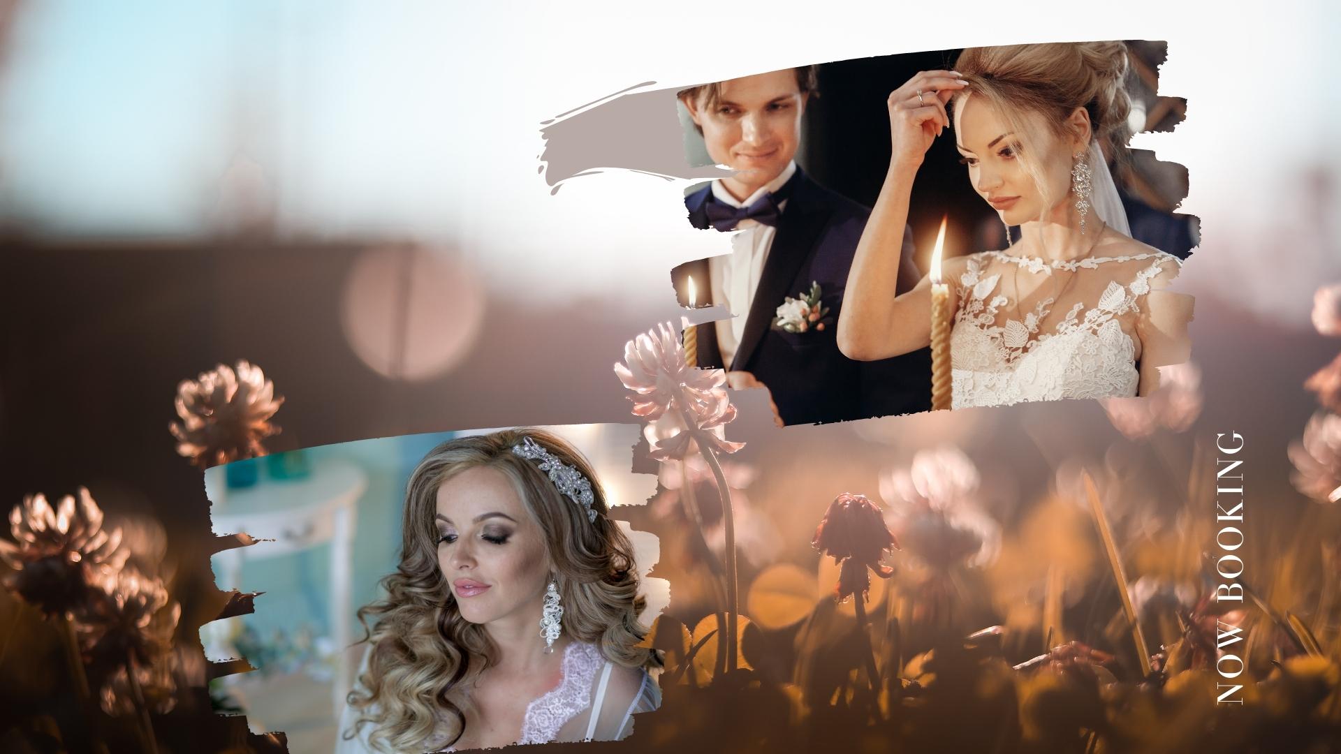 Website for wedding photographer