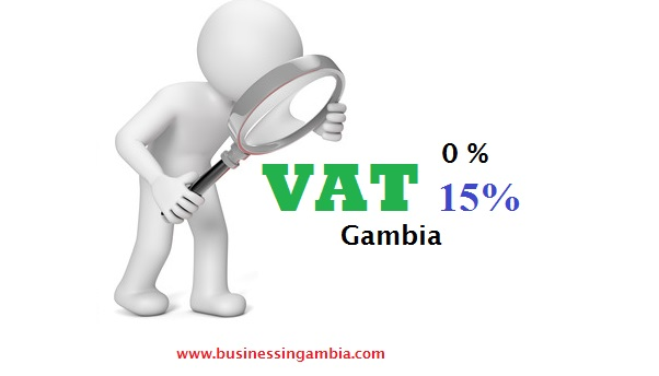 19 Things about VAT in Gambia