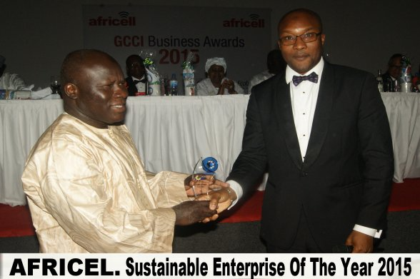 GCCI Business Awards diners
