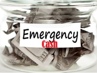 emergency fund buidling