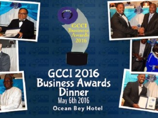 GCCI business awards