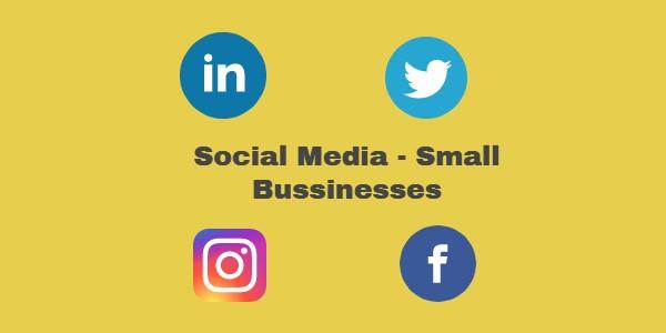 5 Basic Social Media Tips for Small Businesses