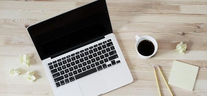 start blogging business