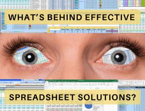 Enterprise Spreadsheet Solutions