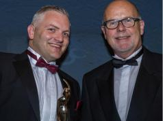 Business Person of the Year at the BIBAs 2016 and Entrepreneur of the Year at the BIBAs 2015