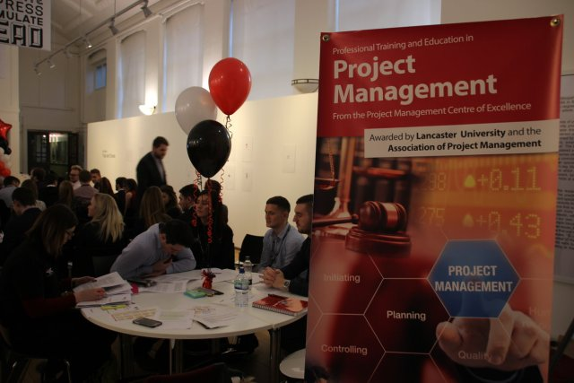 Inaugural B&FC Project Management Conference hailed a success by delegates