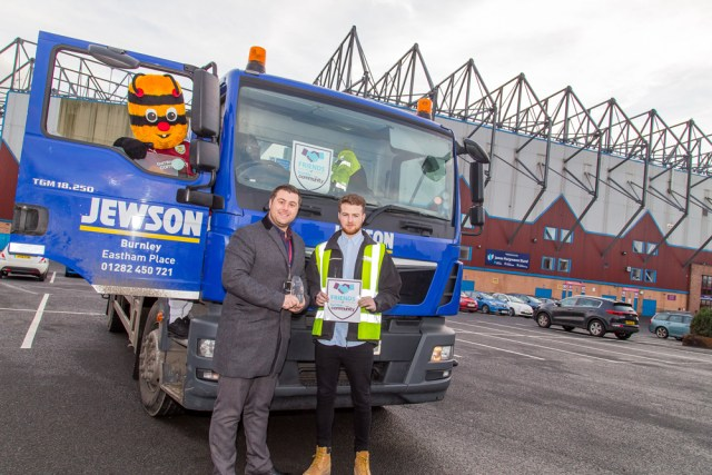 Jewson are building Community links