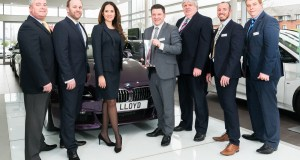 Lloyd Blackpool BMW Dealer of the Year 2016