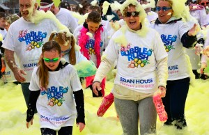 Business backing for Bubble Rush