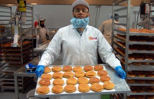 Sweet taste of success for doughnut manufacturer
