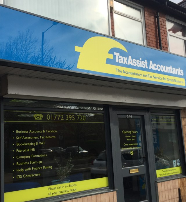 TaxAssist Accountants in Preston