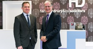 Significant appointment for Harrison Drury