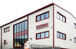 Lancaster based Kidds Transport completes new Headquarters in partnership with Diamond Interiors