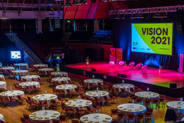 Could Preston Guild Hall host your next event?