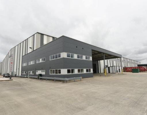 Investment in new manufacturing line for Leyland site