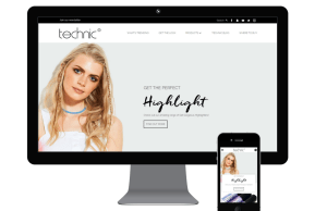 Agency provides the ultimate make-over with new client website