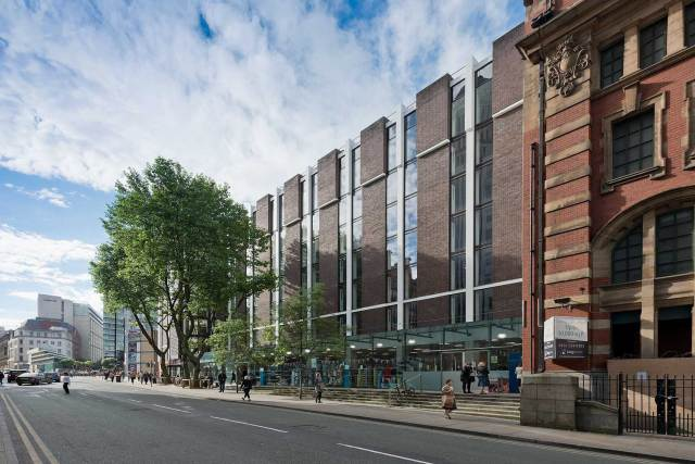CPUK Group delivers £6m Manchester city centre office renovation