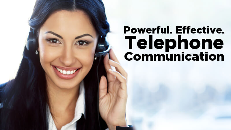 POWERFUL TELEPHONE TECHNIQUES