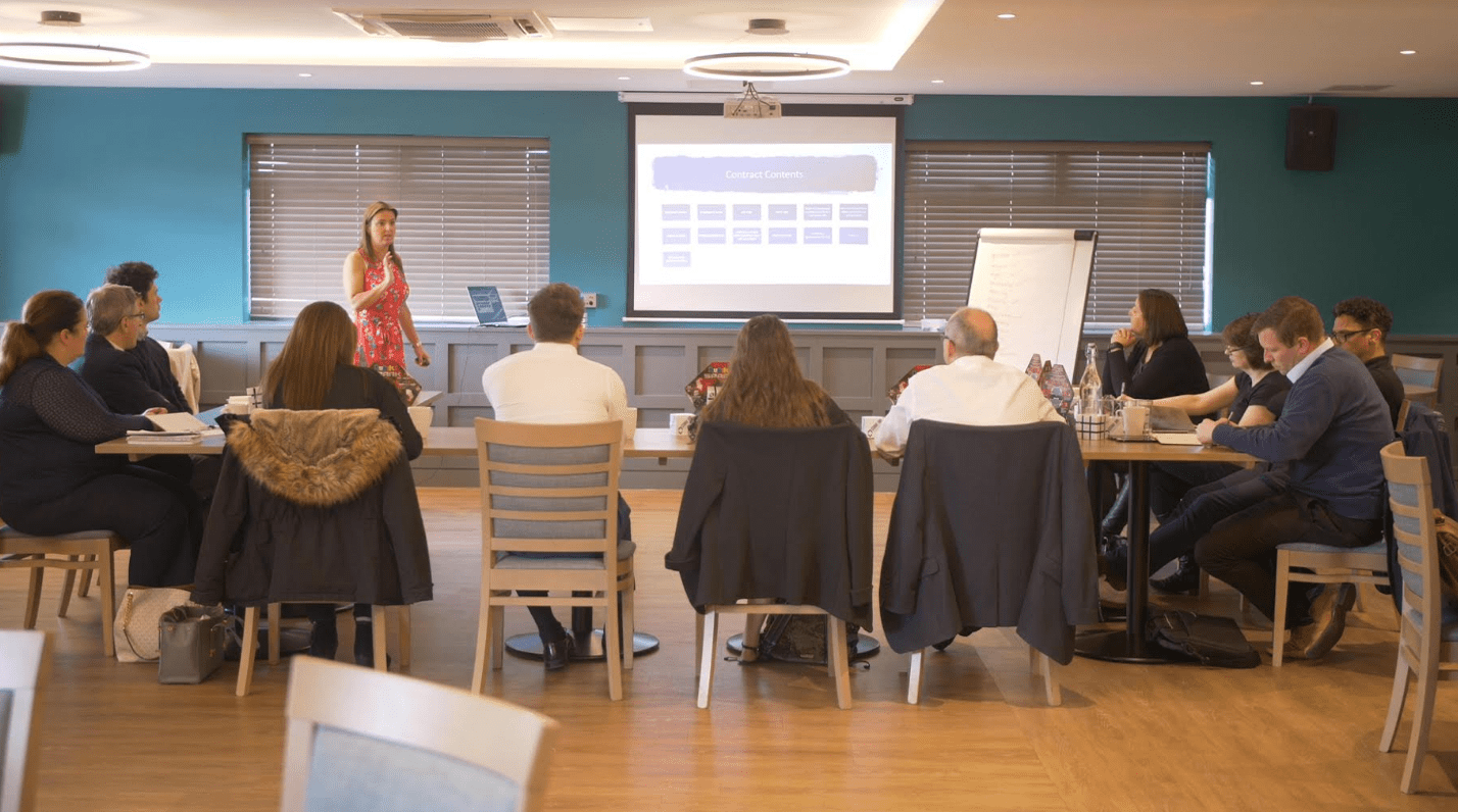 CUBE HR Holds Masterclass For Local Businesses ⋆ Business