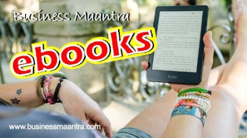 Craze against eBooks in youth 1 business maantra