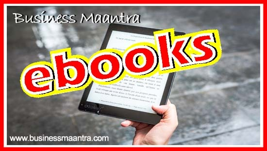Craze against eBooks in youth business maantra