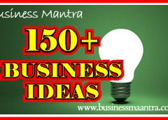 150 + Business Ideas Business Maantra