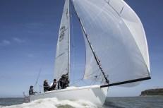 Team Oman Sail training in // Credit: Lloyd Images