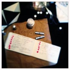Carnets de notes et inspirations d'Isabelle Caron, fondatrice et CEO d'Absolution.