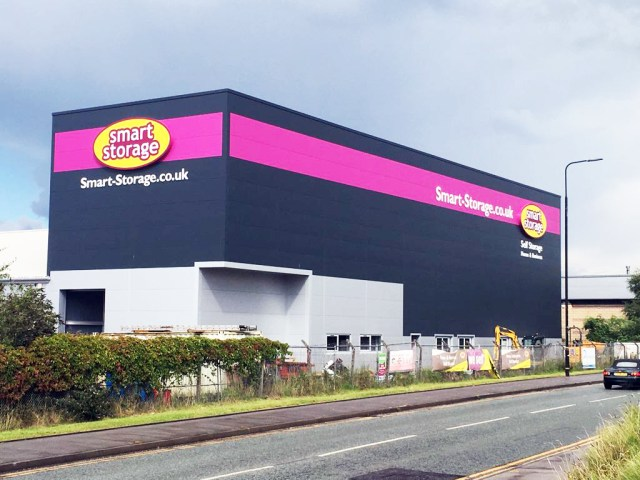 Altrincham Storage Facility Completes Expansion