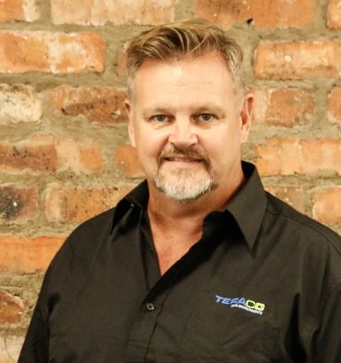 Image: Lex van Wyk - Teraco CEO