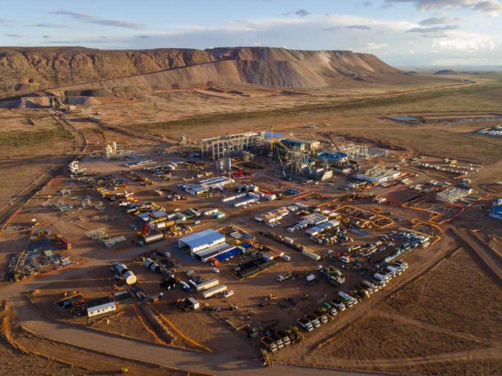 Image: Zinc Smelter-Refinery Complex - Gamsberg project, Northern Cape